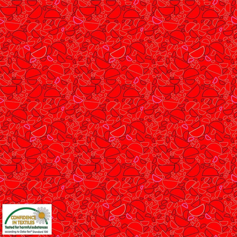 Best Bits Semicircle Red