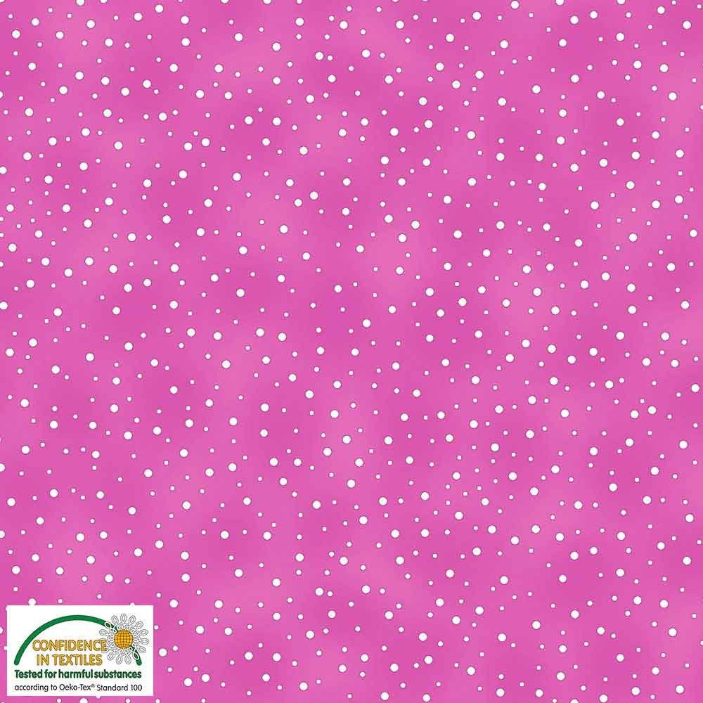 Basic Twist Random Dots Pink