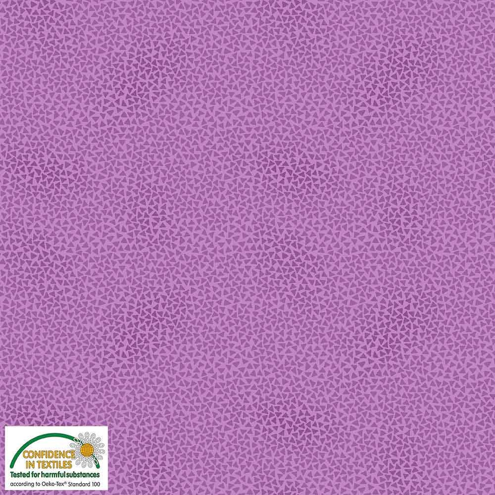 Quilters Combination Triangles Violet 003