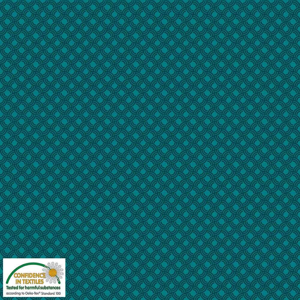 Quilters Combination Graphic Design Green 033