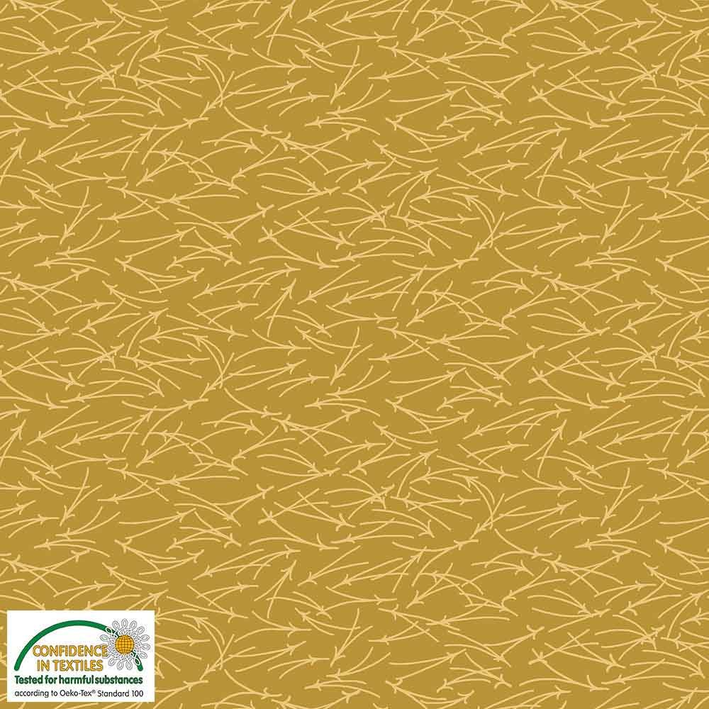 Quilters Combination Lines Honey 077