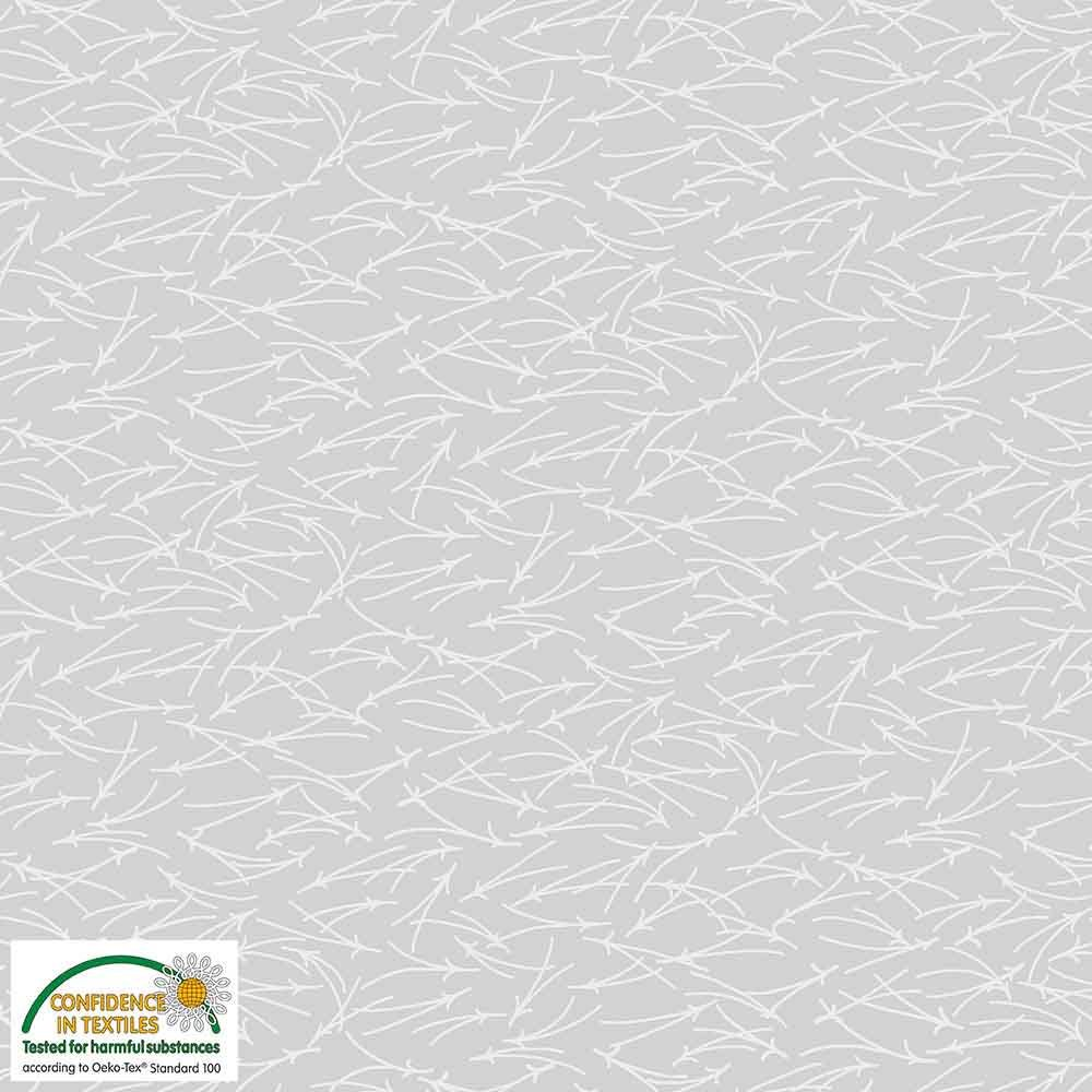 Quilters Combination Lines Gray 081