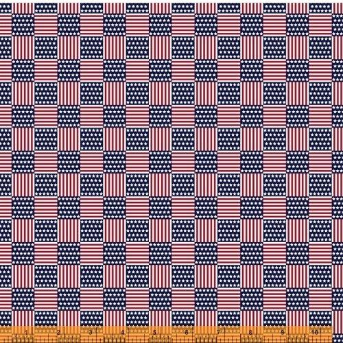 Pride and Honor Stars & Stripes Checkerboard