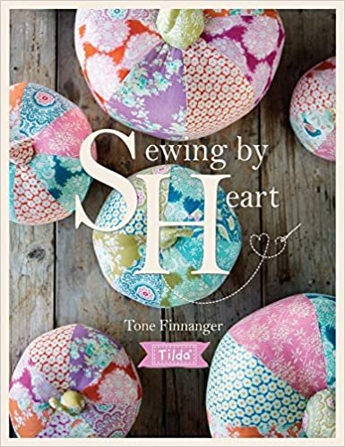 Tilda's Sewing by Heart For the love of fabrics