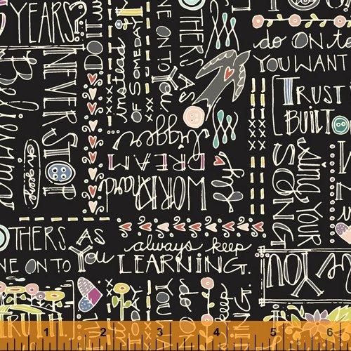 Bubbies Buttons & Blooms Bubbie-isms Truffle