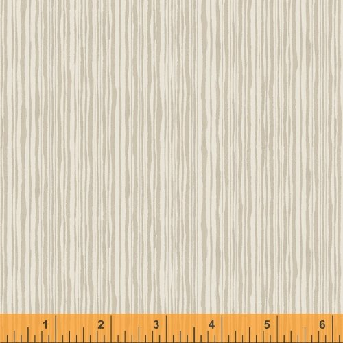 Fat Cat Scratch Stripe Ivory