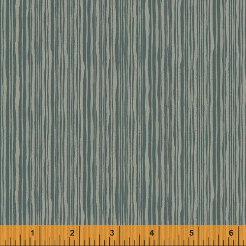 Fat Cat Scratch Stripe Teal