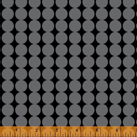 Dot Dot Dot Connected Dot Gray