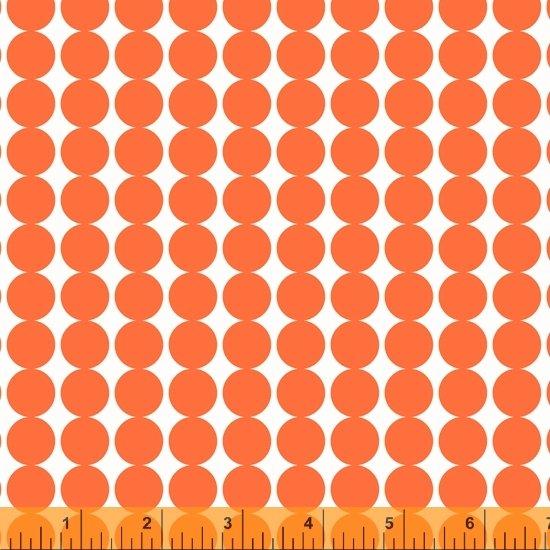 Dot Dot Dot Connected Dot Orange