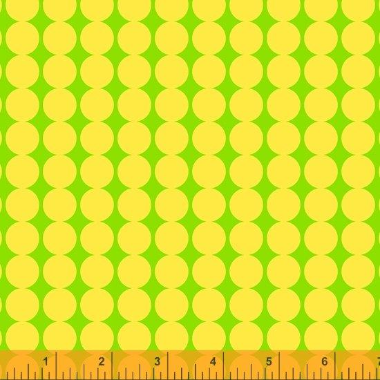 Dot Dot Dot Connected Dot Yellow