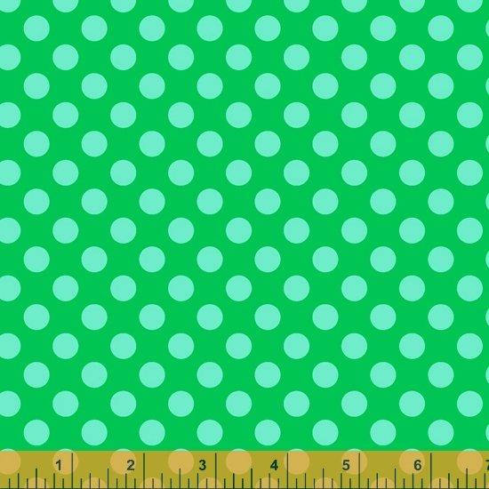 Dot Dot Dot Classic Dot Green
