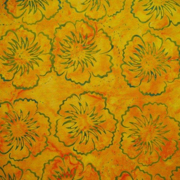 Batik by Mirah Ginger Ale Yellow-Legend