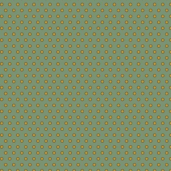 Secret Stash Earth Tones Dot Dot Dot Spanish Moss