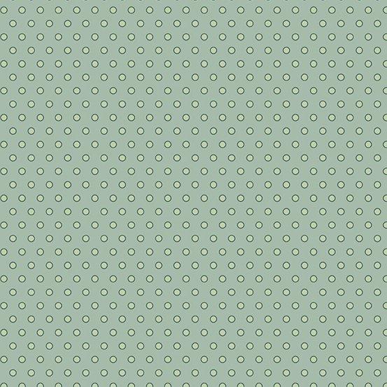 Secret Stash Cool Tones Dot Dot Dot Green Tea