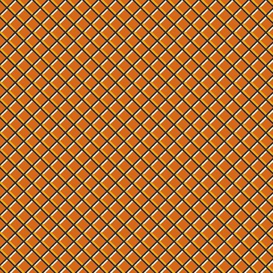 Sleepy Hollow Grid Orange