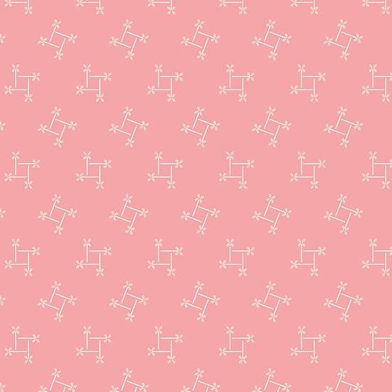 Sweet 16 Pinwheel Pink