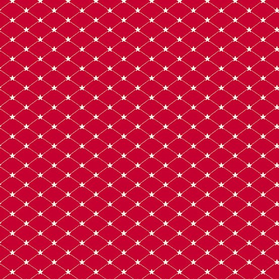 Allegiance Tufted Star Red - COMING SOON