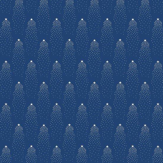 Allegiance Meteor Shower Blue