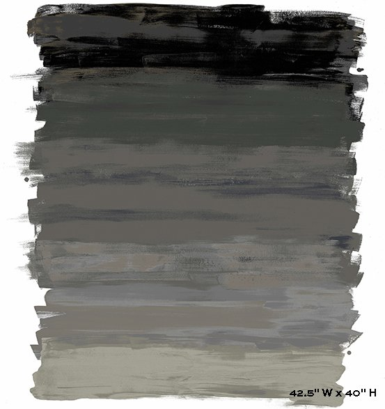 Paint Greys panel