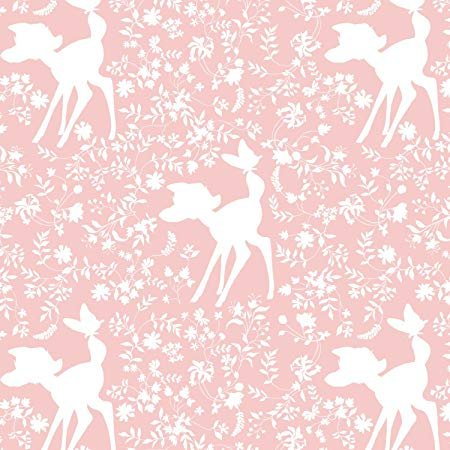 Bambi - Silhouette - Pink