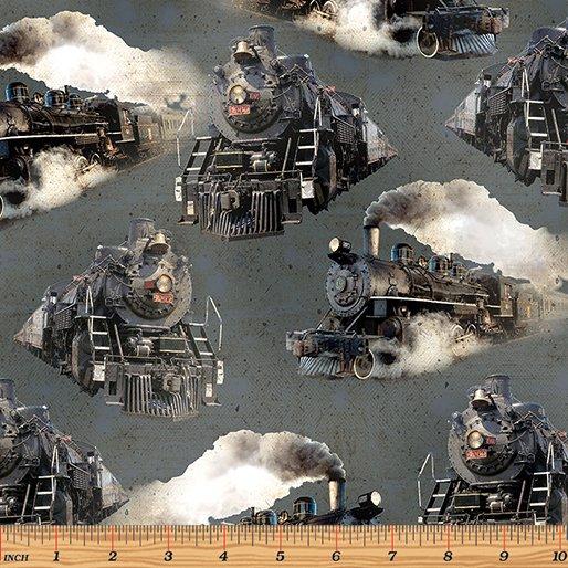 Railway Express - Steam Engines Steel