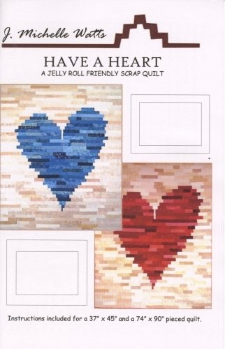 Have a Heart Kit Pink (74X90)