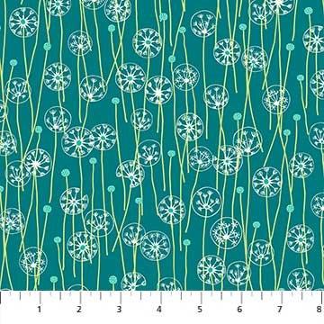 Mountain Meadow Dandelion Blue