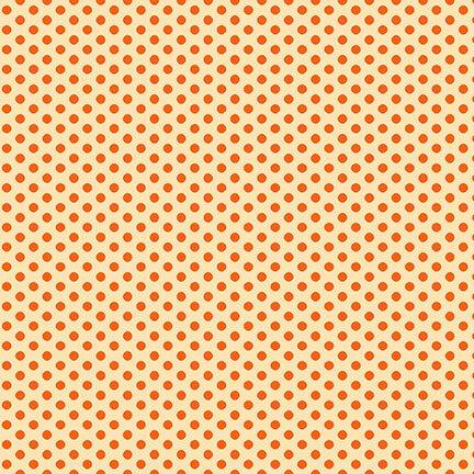 Wild & Free Small Set Dots Orange