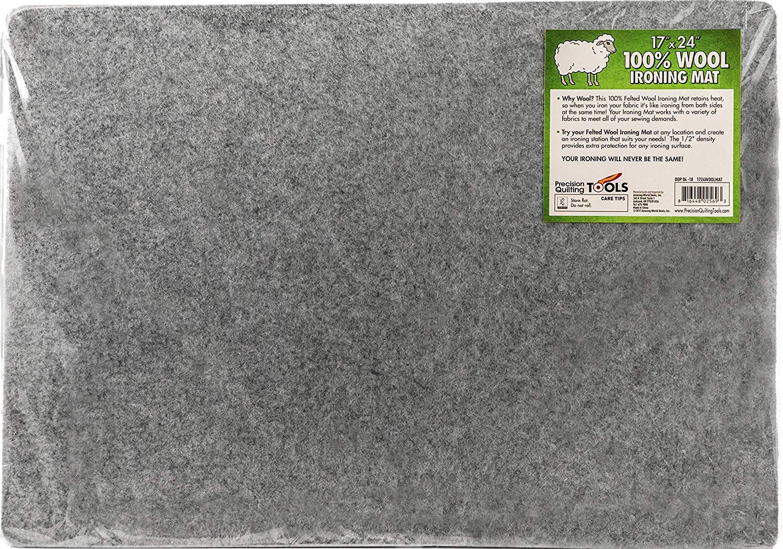 Wool Ironing Mat 17 x 24
