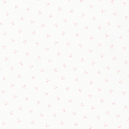 Darlene's Favorites Triangle Dots CAMELLIA