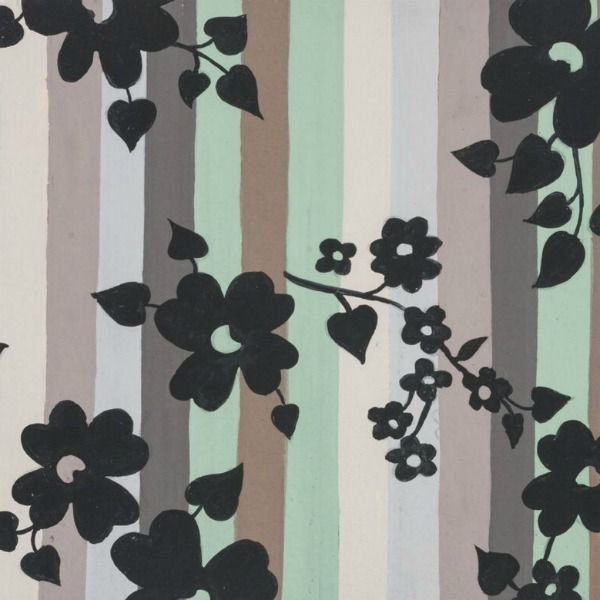A Ghastlie Stripe - Gray/Sage