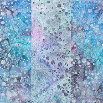 Artisan Batiks Modern Twists Spots & Stripes Purple