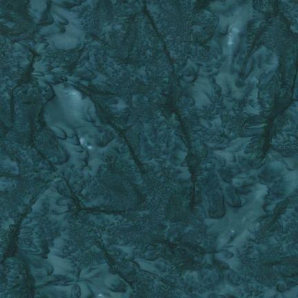 Batiks: Prisma Dyes TEAL