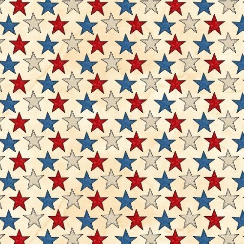 American Honor Stars Ivory - COMING SOON