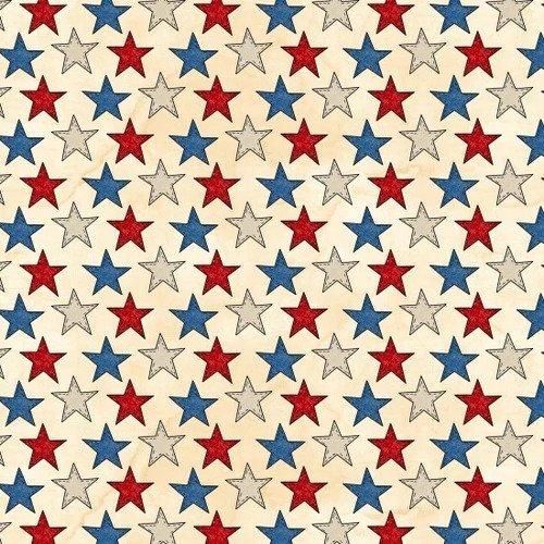 American Honor Stars Ivory