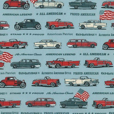 Old Guys Rule All Over Cars Denim