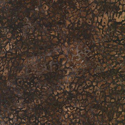 Artisan Batiks Serengeti Leopard Spots Mocha