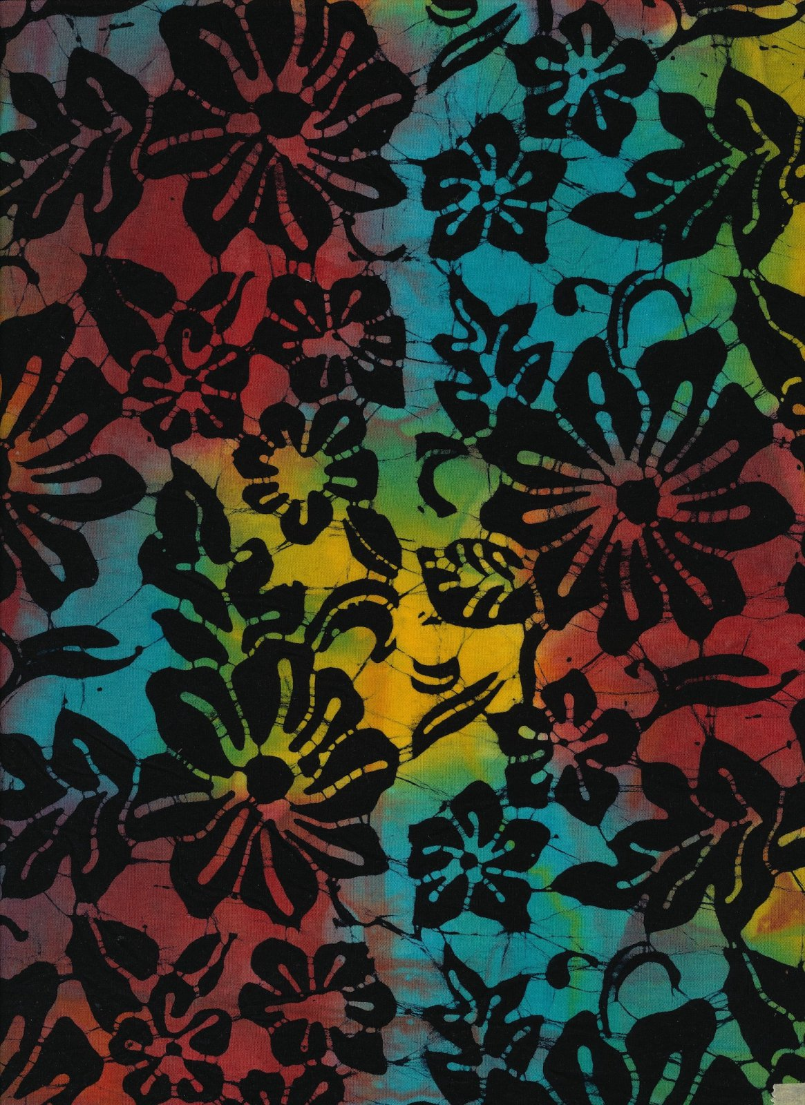 Boardwalk Batik Multi