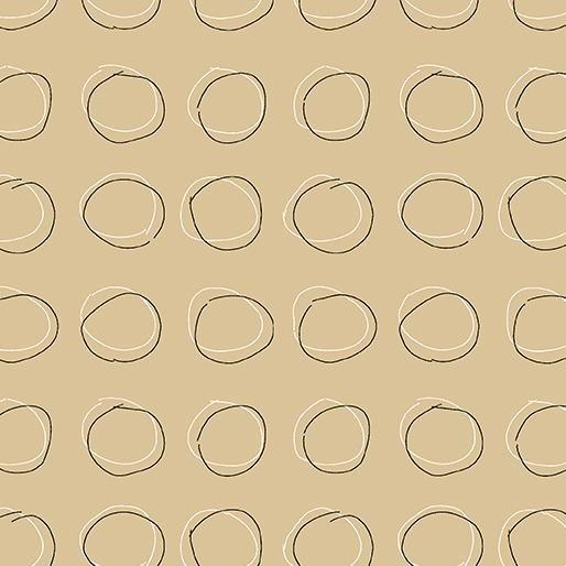 Zentastic - Rings Deep Parchment