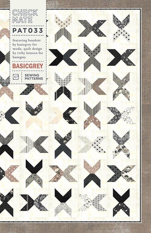 Check Mate w/Boudoir Kit (44x51)