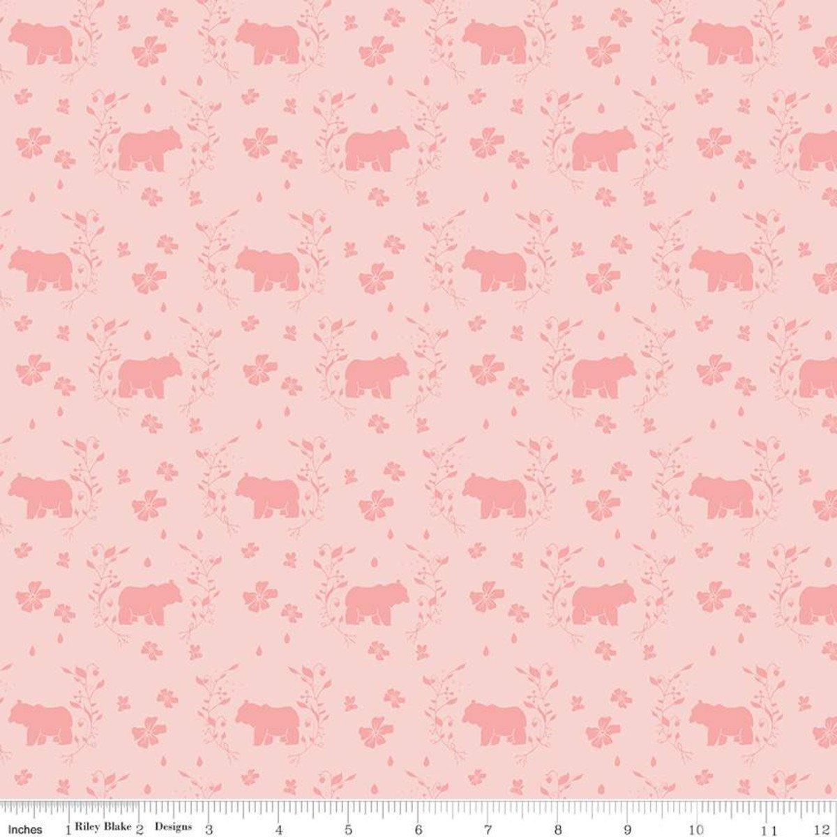 Strawberry Honey Bears Blush