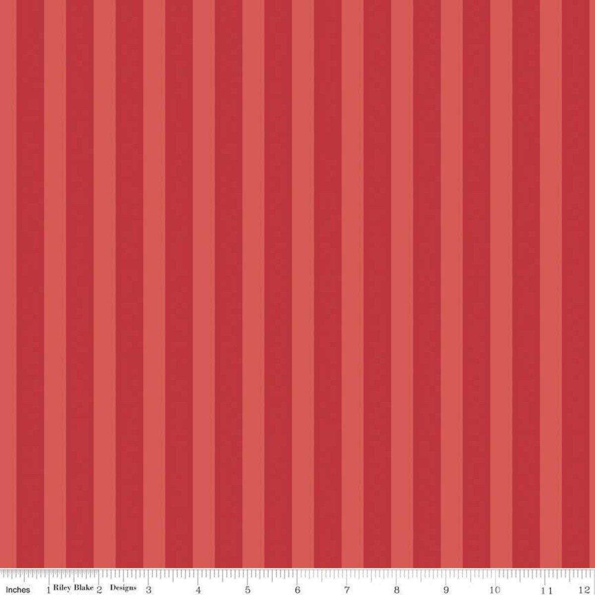 Ava Kate Stripes Cayenne