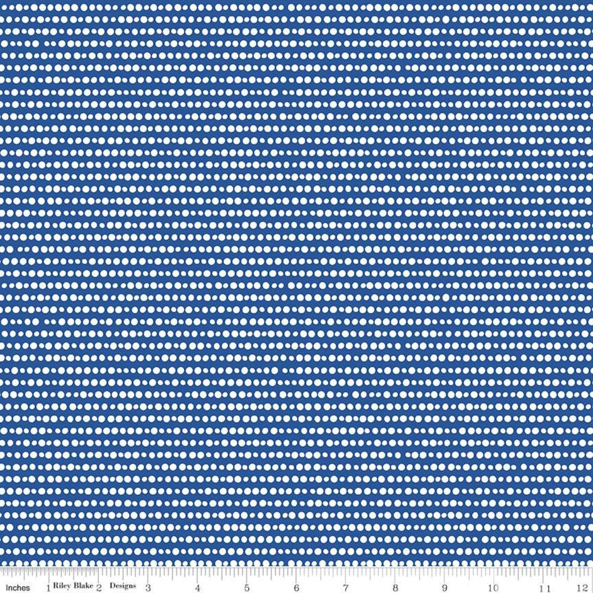 Grl Pwr Dots Blue