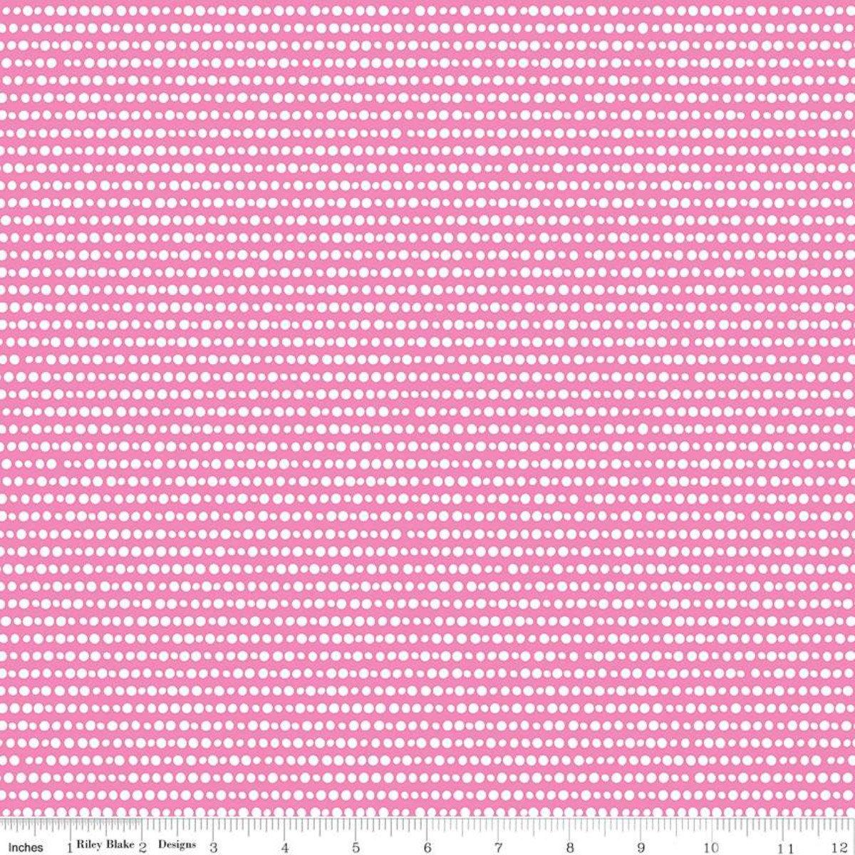 Grl Pwr Dots Pink