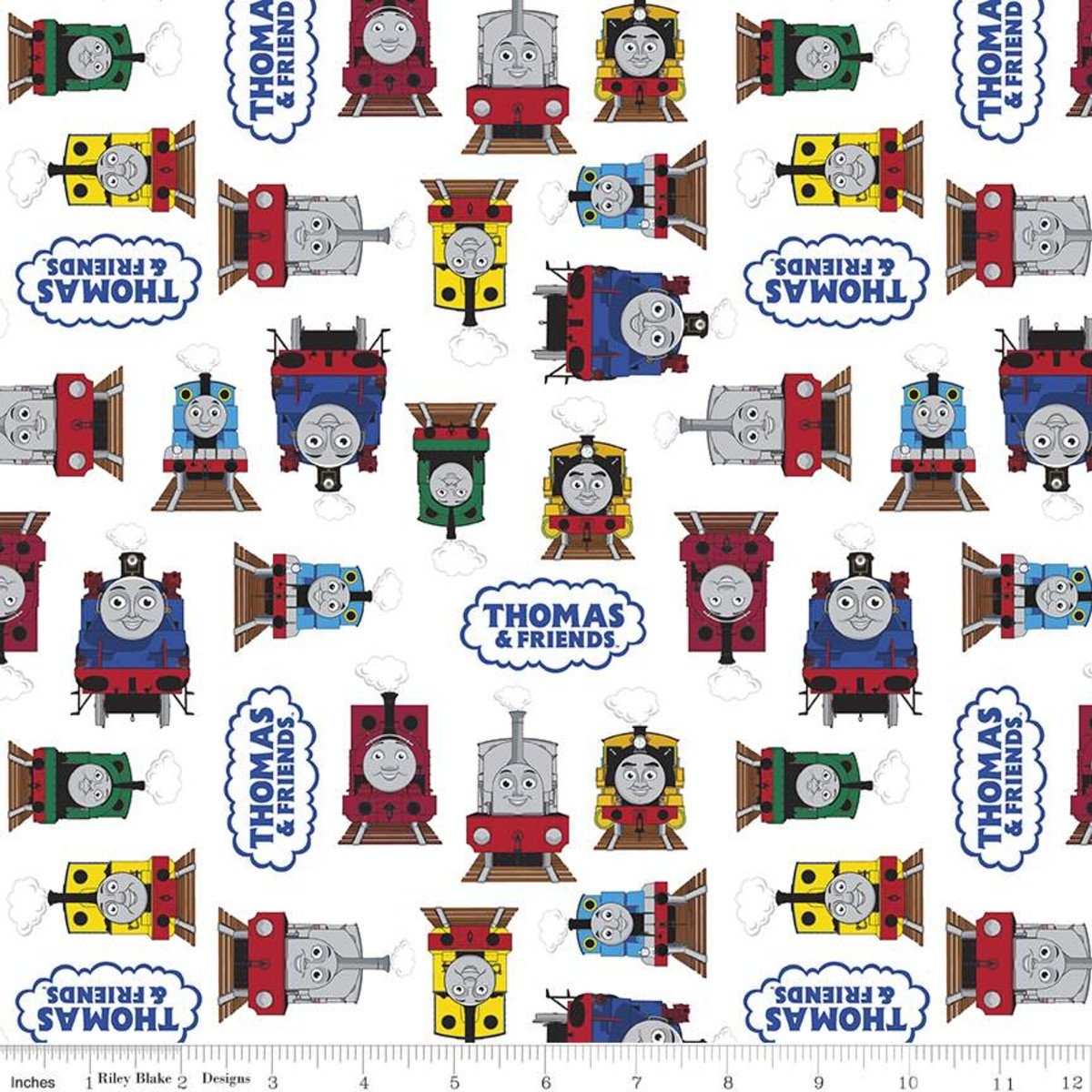 All Aboard with Thomas & Friends Friends White
