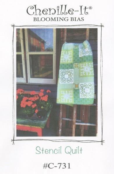 Chenille It - Stencil Quilt