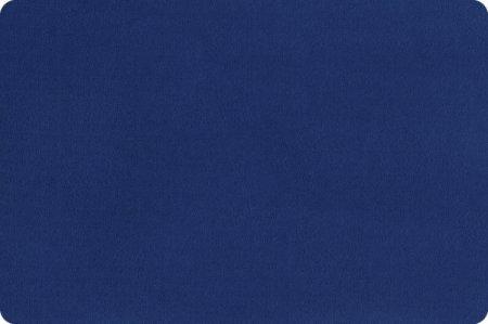 Cuddle 3 Solid Royal Blue (58/60 wide)