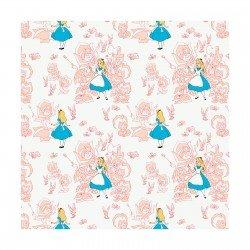 Alice in Wonderland - Golden Afternoon - Pink