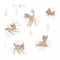 Bambi - Toile - Gray