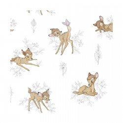 Bambi - Toile - Blue